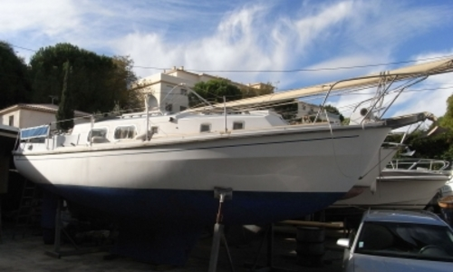 Image of Westerly 33 Longbow Ketch for sale in France for €25,000 (£22,448) ANTIBES, France