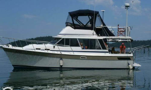 Image of Bayliner 3270 Motor Yacht for sale in United States of America for $23,000 (£16,573) Anacortes, Washington, United States of America