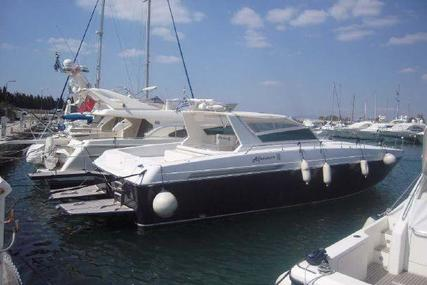 Alfamarine 58 for sale in Spain for €128,000 (£112,845)