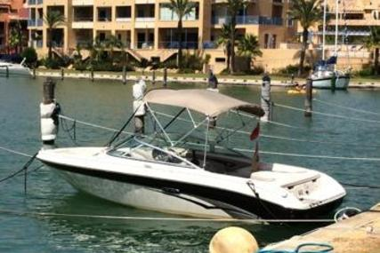 Sea Ray 185 Bow Rider for sale in Spain for €9,500 (£8,475)