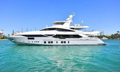 Image of Benetti Veloce 140 for sale in United States of America for $18,750,000 (£14,028,656) Miami, FL, United States of America