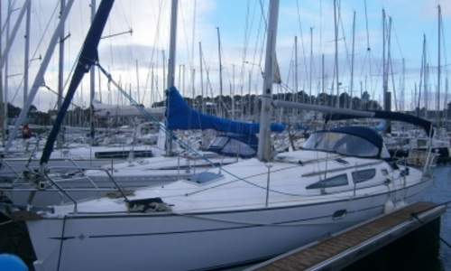 Image of Jeanneau Sun Odyssey 35 for sale in France for €55,000 (£48,563) LORIENT, France
