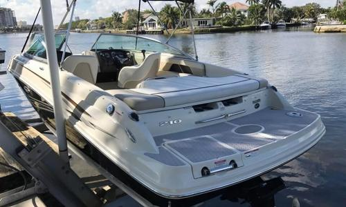 Image of Sea Ray 210 Select bowrider for sale in United States of America for $24,900 (£17,824) Fort Lauderdale, Florida, United States of America