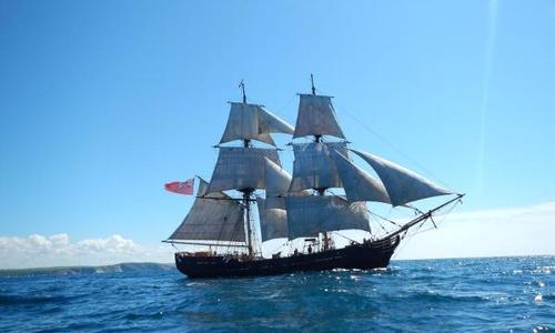 Image of 35m schooner for sale in Ireland for £2,100,000 Ireland