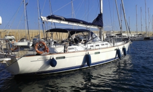 Image of Beneteau Oceanis 57 for sale in Spain for €380,000 (£336,075) CATALUNYA, Spain