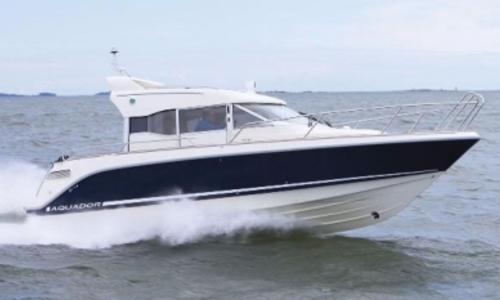 Image of Aquador 28 C for sale in United Kingdom for €199,000 (£176,282) HAMBLE, United Kingdom