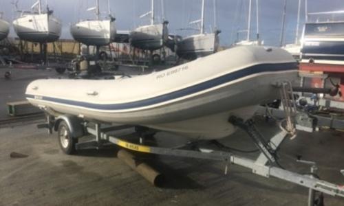 Image of MERCURY MARINE MERCURY 420 OCEAN RUNNER for sale in France for €3,900 (£3,434) BREST, France