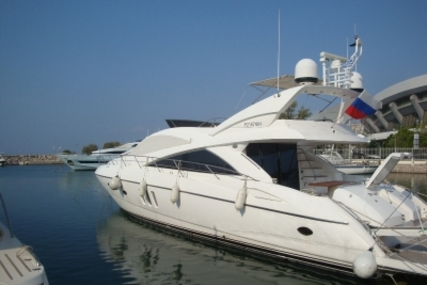 Sunseeker Manhattan 66 for sale in Greece for €590,000 (£526,222)