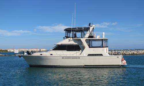 Image of ANGEL MARINE Trader 48 Cockpit Motor Yacht for sale in United States of America for $99,000 (£70,588) Fort Pierce, FL, United States of America