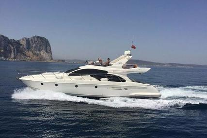 Azimut 50 for sale in Spain for €450,000 (£393,185)