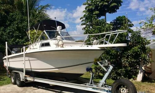 Image of Angler 220 WA for sale in United States of America for $15,898 (£11,368) Miami, Florida, United States of America