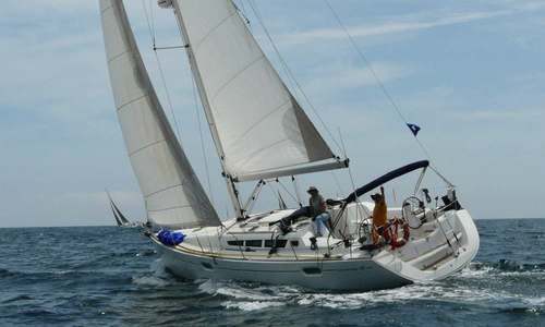 Image of Jeanneau Sun Odyssey 42 for sale in Spain for €118,000 (£102,796) Barcelona, Spain