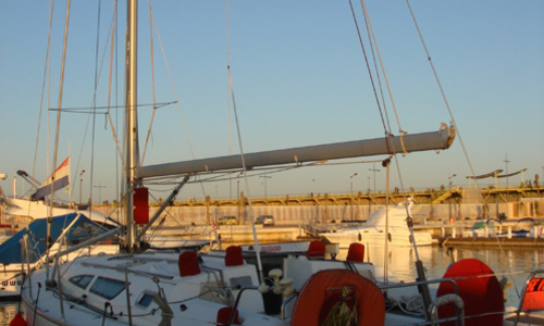 Image of Jeanneau Sun Fast 40 for sale in Spain for €120,000 (£105,001) Alicante, Spain