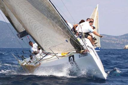 Judel&Vrolijk 42 R Mk II ORC Racer for sale in Croatia for €108,000 (£96,270)