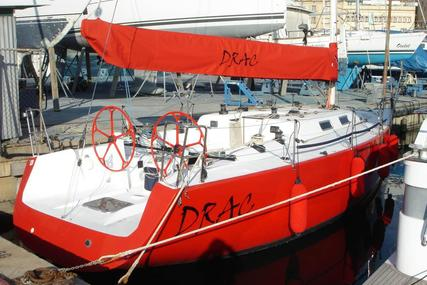 Sinergia 40 for sale in Spain for €118,000 (£105,184)