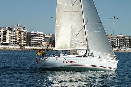 Jeanneau Sun Fast 40 for sale in Spain for €120,000 (£104,363)