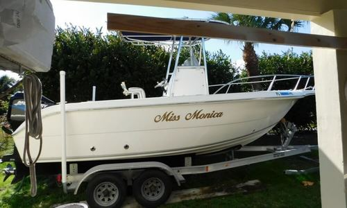 Image of Sea Fox 210 Center Console for sale in United States of America for $17,500 (£12,513) Hobe Sound, Florida, United States of America