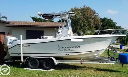 Image of Seaswirl Striper 2101 CC for sale in United States of America for $19,900 (£15,601) Davie, Florida, United States of America