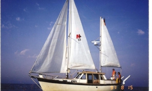 Image of Nauticat 33 for sale in Germany for €59,900 (£52,725) BONNINGSTEDT, Germany