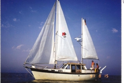 Nauticat 33 for sale in Germany for €79,900 (£71,332)