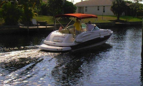 Image of Chaparral 254 Sunesta for sale in United States of America for $15,900 (£12,519) Cape Coral, Florida, United States of America