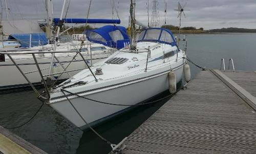 Image of Hunter Horizon 30 for sale in United Kingdom for £19,500 Fareham, United Kingdom