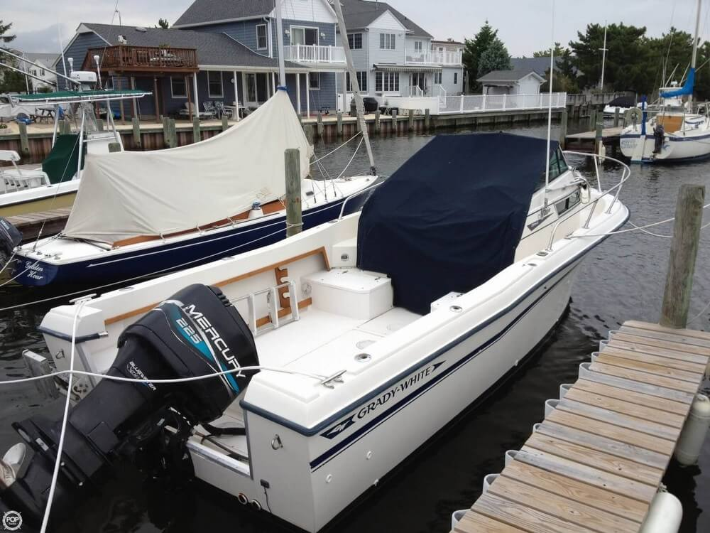 Grady-White Boats for Sale - Sportfishing or Walkaround Boat