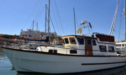 Image of Colvic 38 Trawler for sale in Portugal for €99,000 (£88,223) LISBON, Portugal