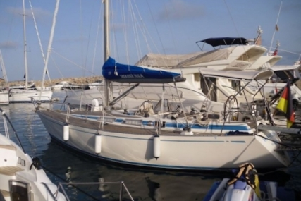 Nautor's Swan 371 for sale in Spain for €59,000 (£52,095)