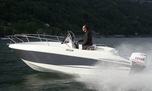 Image of Selva Marine 5.7 Open Elegance for sale in United Kingdom for £29,000 Dartmouth, United Kingdom