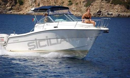 Image of Karnic Bluewater 2450 for sale in Italy for €46,000 (£40,490) Mar Tirreno, Italy