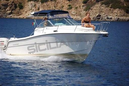 Karnic Bluewater 2450 for sale in Italy for €46,000 (£41,028)