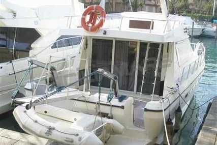 Piantoni Harmony 42 for sale in Italy for €90,000 (£79,692)