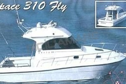 Plastik Space 310 Fly for sale in Italy for €65,000 (£58,656)