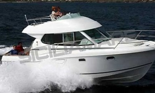 Image of Jeanneau Merry Fisher 925 Fly for sale in Italy for €75,000 (£66,029) Sicilia, Italy