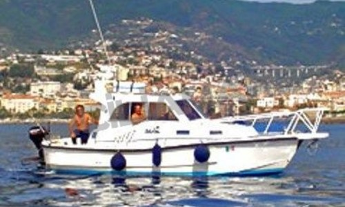 Image of CATARSI Calafuria 25 Big Cruiser for sale in Italy for €39,000 (£34,313) Liguria, Italy