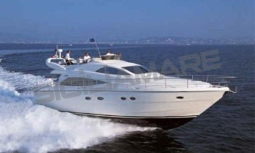 Image of Aicon 56' Fly Bridge for sale in Italy for €570,000 (£504,930) Puglia, Italy