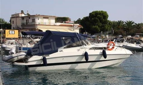 Image of Stabile Stama 25 cruiser for sale in Italy for €35,000 (£30,658) Sicilia, Italy