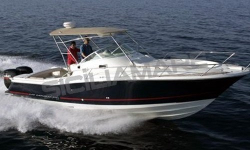 Image of Jeanneau Cap Camarat 925 WA for sale in Italy for €75,000 (£66,222) Sicilia, Italy