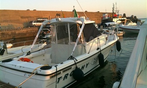 Image of Bayliner Trophy 2352 WA for sale in Italy for €28,000 (£25,010) Sicilia, Italy