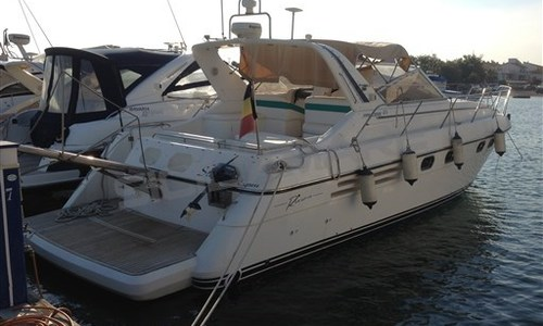 Image of Princess 406 Riviera for sale in Italy for €98,000 (£86,266) Sicilia, Italy