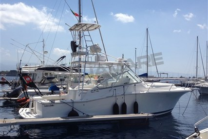 Luhrs 31 Open for sale in Italy for €96,000 (£84,130)