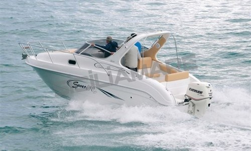 Image of Saver 690 Cabin Sport for sale in Italy for €26,000 (£23,126) Mar Tirreno, Italy