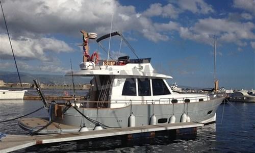 Image of Sasga Minorchina 42 FLY for sale in Italy for P.O.A. (P.O.A.) Turchia, Mar Mediterraneo, Italy