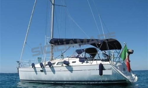 Image of Jeanneau Sun Odyssey 35 for sale in Italy for €57,000 (£49,952) Sicilia, Italy