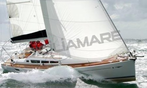 Image of Jeanneau Sun Odyssey 42i Performance for sale in Italy for €145,000 (£126,718) Sicilia, Italy