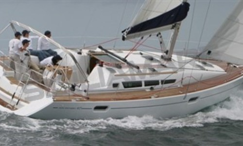 Image of Jeanneau Sun Odyssey 42i Performance for sale in Italy for €110,000 (£97,443) Sicilia, Italy