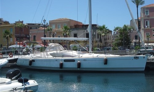 Image of Jeanneau Sun Odyssey 50 DS for sale in Italy for €215,000 (£191,424) Sicilia, Italy