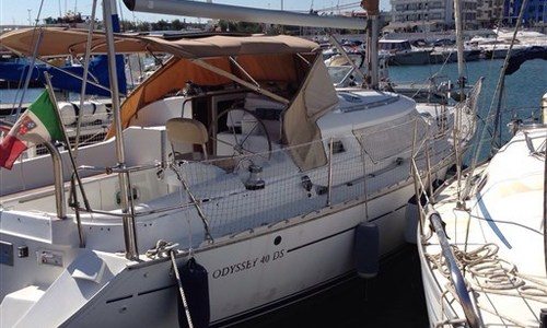 Image of Jeanneau Sun Odyssey 40 DS for sale in Italy for €85,000 (£76,324) Mare Adriatico, Italy