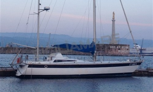 Image of DYNAMIQUE EXPRESS 44 for sale in Italy for €65,000 (£56,951) Sicilia, Italy